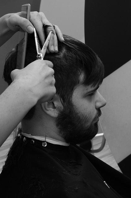 sexy haircut