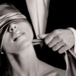 blindfolded sex
