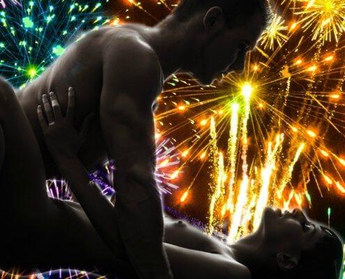 New Year's Big Bang Multiple Orgasms