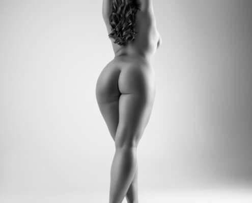 Curvaceous Wife poses nude for her husband ~ MarriageHeat